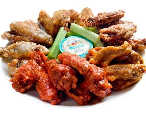 35pc Wings