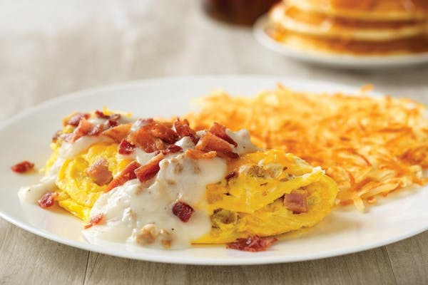 Country Music Star Omelette