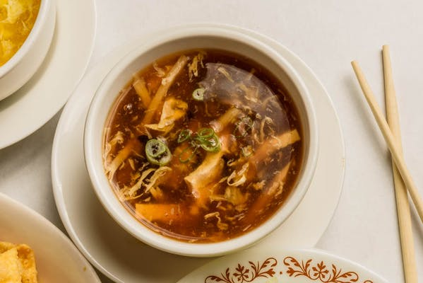 SO1. Hot & Sour Soup