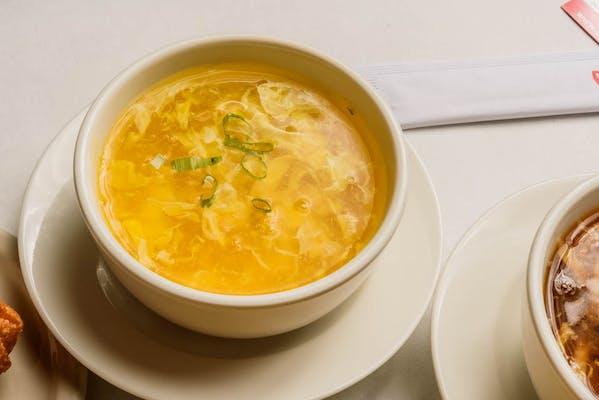 SO2. Egg Drop Soup