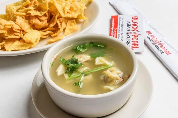 SO3. Wonton Soup