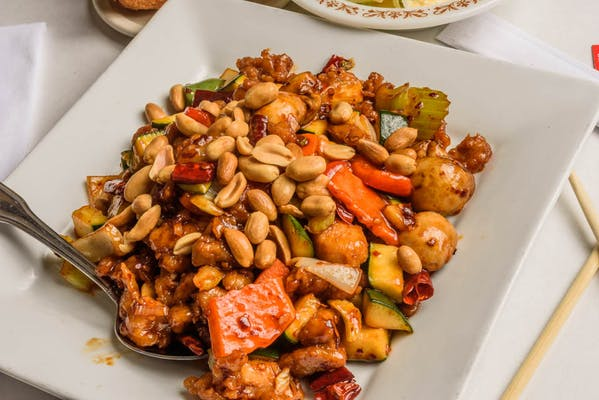 C4. Kung Pao Chicken