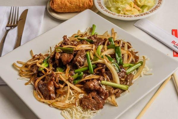 B7. Mongolian Beef