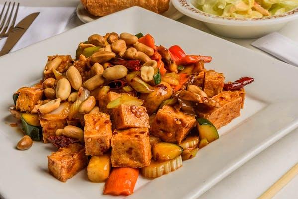 TF4. Kung Pao Tofu
