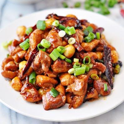 2. Kung Pao Chicken