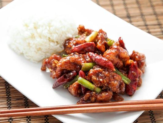 7. General Tao's Chicken