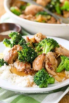 9.chicken Broccoli