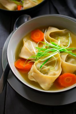 3. Wonton Soup