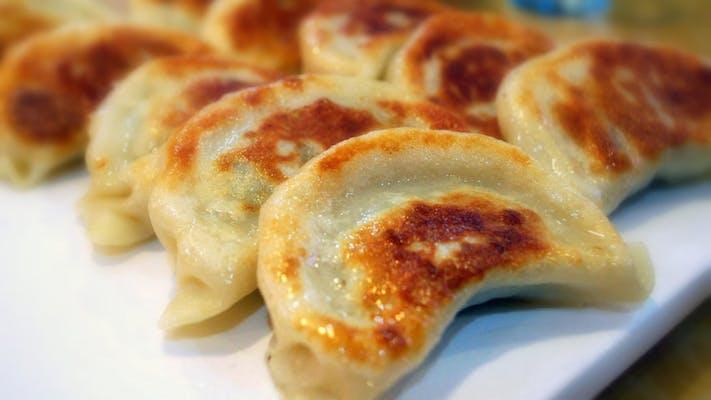7. Fried Dumpling (8)