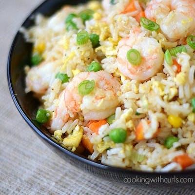 60. Shrimp Fried Rice