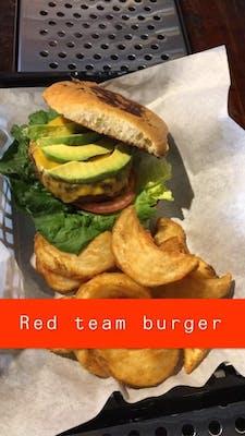 Red Team Burger