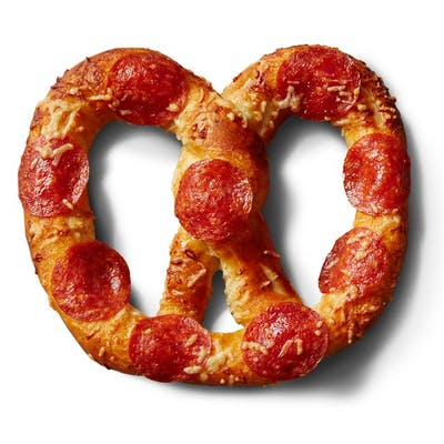 Pepperoni Pretzel