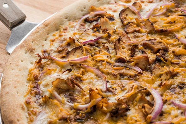 Bayou BBQ Chicken Pizza