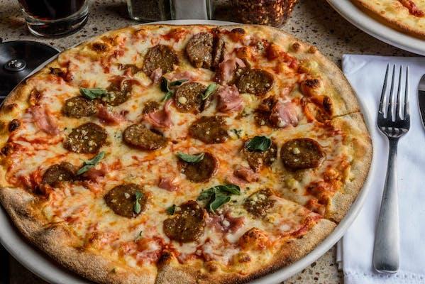 Bronx Bomber Pizza