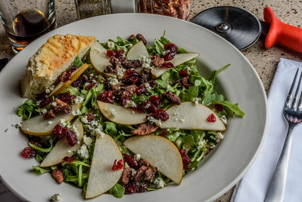 Arugula & Pear Salad