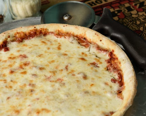 Thin Crust Basic Cheese Pizza
