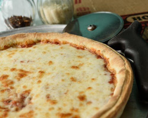 Medium Crust Basic Cheese Pizza