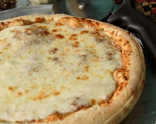 Thick Crust Basic Cheese Pizza