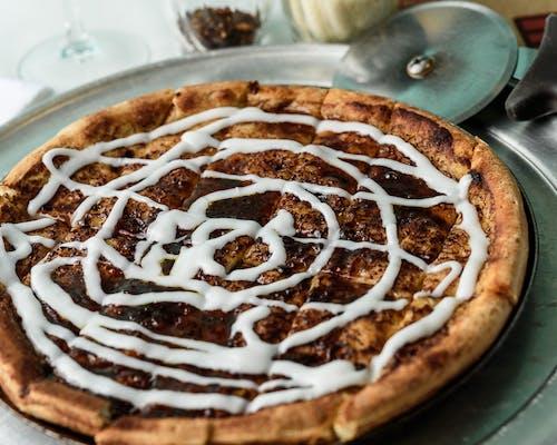 Cinnamon Bread Pizza