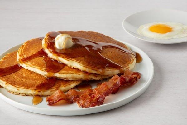 Buttermilk Pancake Combo