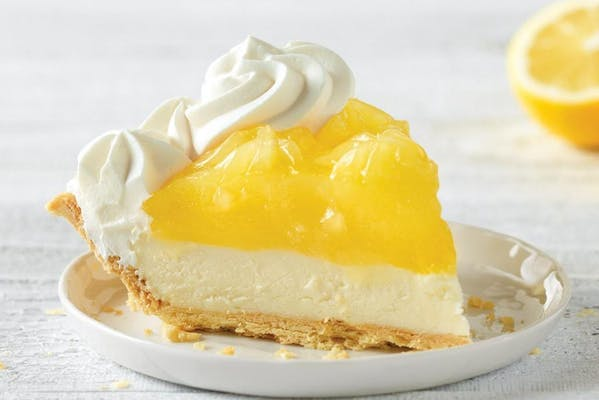 Lemon Supreme Pie