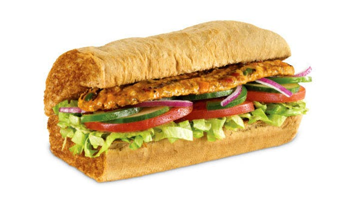 Veggie Patty Sub