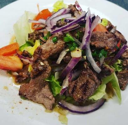 19. Beef Salad