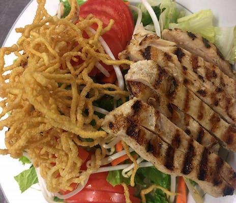 20. Ban Thai Grilled Chicken Salad