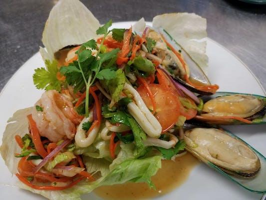 21. Seafood Salad