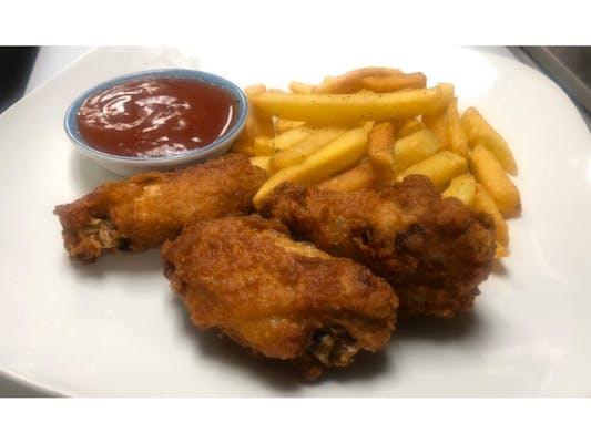 K1. Kid's Fried Chicken Wing