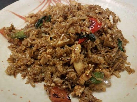 42. Basil Fried Rice