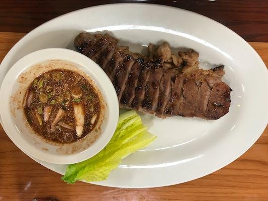 35. BBQ Beef