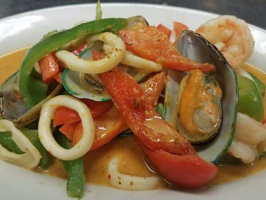 54. Red Curry