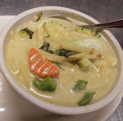 55. Green Curry