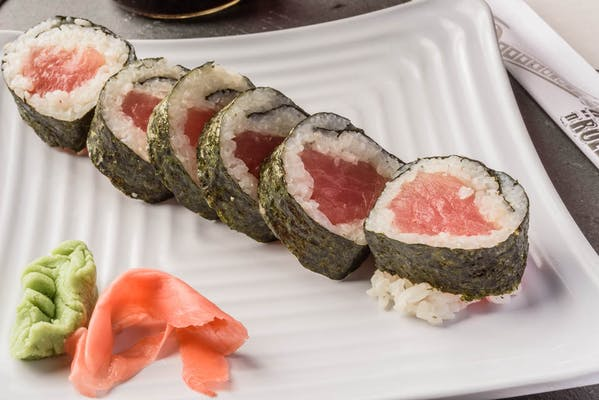 Tuna Roll (Crunchy or Regular)