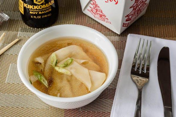O3. Wonton Soup
