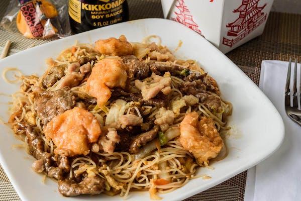 CF1. House Chow Fun or Thai Noodle