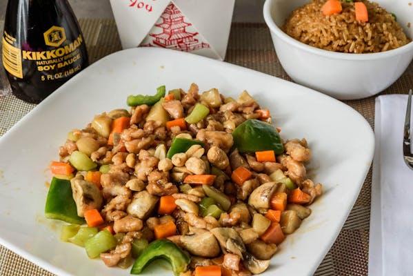 CK9. Kung Pao Chicken