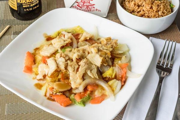 CM4. Chicken Chow Suey