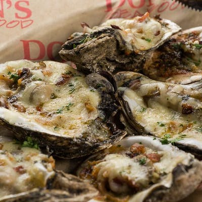Don's Original Jacked Up Oysters