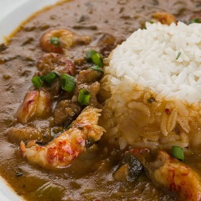 Crawfish Étouffée Dinner
