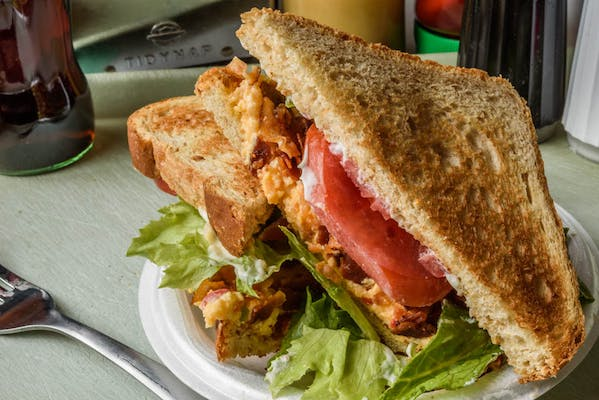 BLT with Pimento Cheese