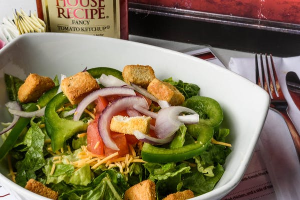 Overtime Salad