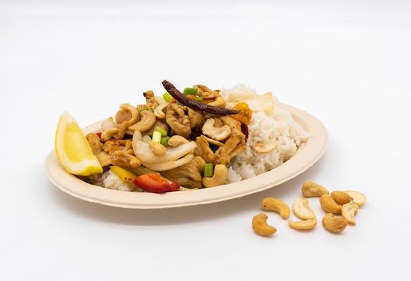 Cashew Chicken