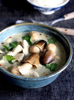 Tom Kha Coconut Soup