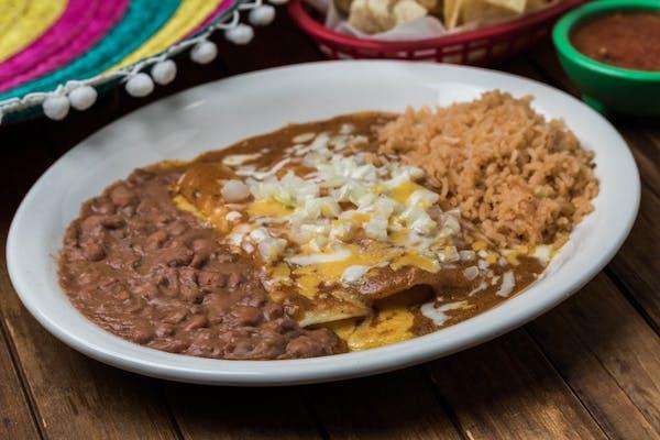 All-American Enchiladas