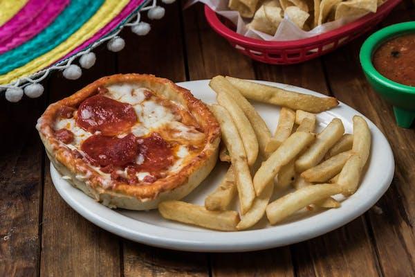 Kid's Pepperoni Pizza