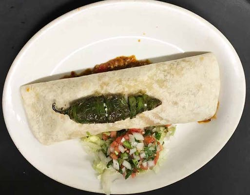 Burrito Guisado