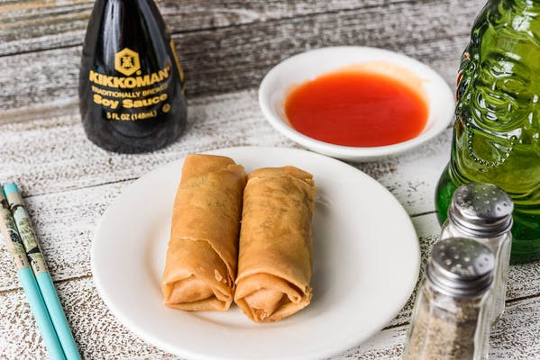 A1. Vegetable Spring Roll