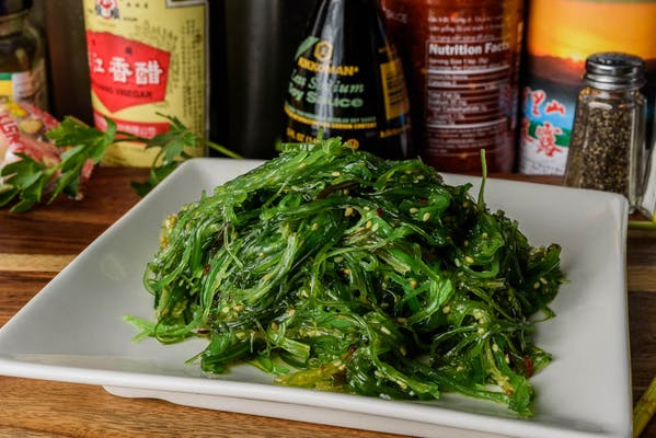A10. Seaweed Salad
